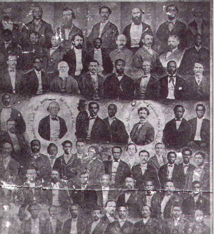 Radical Members of the South Carolina General Assembly during Reconstruction
