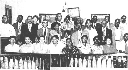 Participants in the case